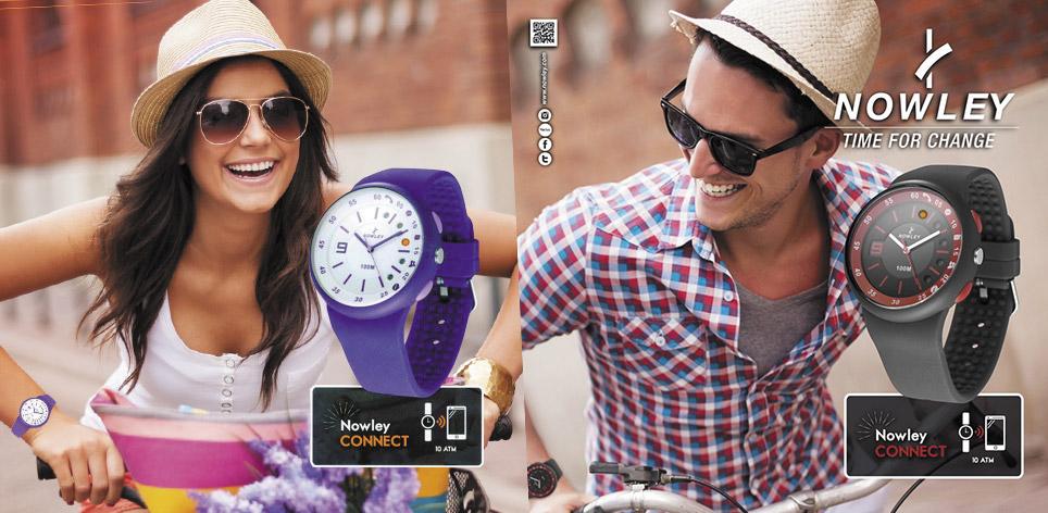 Nowley relojería promoción
